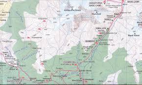 Where Is Nepal On The Map by Nepal U0027s Annapurna Circuit Is It Still Worth Doing Ramblin U0027 Boy