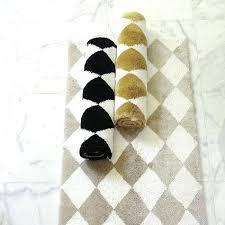 Black And Gold Bathroom Rugs Beautiful Black White Gold Bathroom Impressive Gold Bathroom Rugs