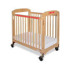 Foundations Mini Crib Foundations Responder Evacuation Clearview Compact Crib With