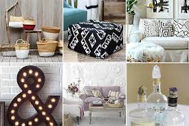 diy craft ideas for home decor best diy projects home decorating popsugar dma homes 50965
