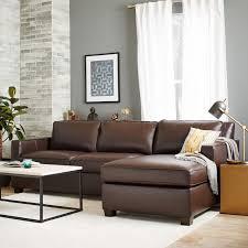 west elm leather sofa reviews west elm henry sofa review conceptstructuresllc com