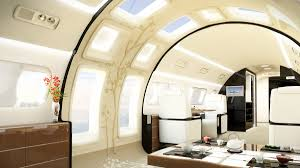 Ceiling Window by Private Jets Get The Door Sized Windows They Always Needed Wired