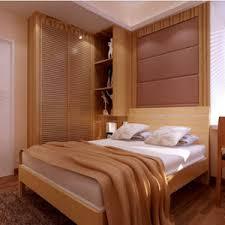 china tall simple sliding shutter door partical board wardrobe