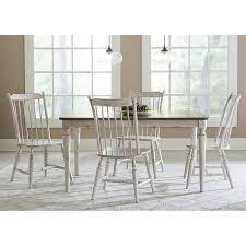 liberty furniture oak hill windsor dining chair hayneedle