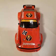 tamiya porsche 934 jagermeister porsche rsr type 934 under glass model cars