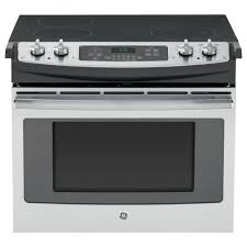 home depot april black friday appliance sale ge 4 4 cu ft drop in electric range with self cleaning in