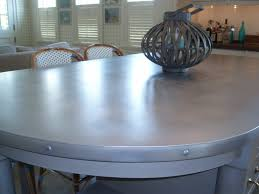 Zinc Top Bistro Table Zinc Tables And Tops Custom