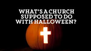 why are church leaders split on what to do for halloween