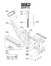 Bostitch Flooring Nailer Owners Manual by Bostitch Floor Nailer Parts Diagram U2013 Meze Blog