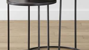 crate and barrel nesting tables walkforpat org architecture ideas