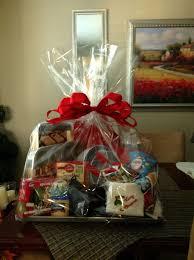 wedding gift baking basket lading for