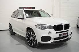 Bmw X5 White - bmw x5 40d m sport executive cars for sale ukppm milton keynes
