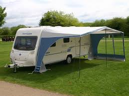 Isabella Awning 1050 Isabella Sun Blue Canopy Practical Caravan