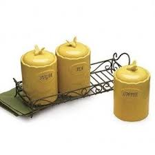 yellow kitchen canisters inspiring yellow kitchen canisters contemporary ideas house