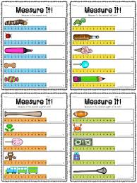 this freebie contains worksheets for helping students measure to