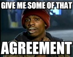 Show Me Some Memes - agreement meme google search functionalism structural