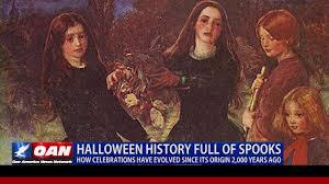 Origin Halloween Halloween Origins Youtube