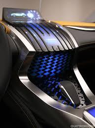 lexus is hybrid quattroruote concept lexus lf nx concept