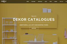 Furniture Theme Free U0026 Paid 20 Best Landing Page Wordpress Themes 2017 Inkthemes