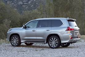 dark green lexus 2017 lexus lx570 review