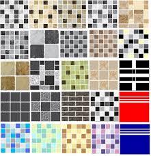 mosaic tile stickers transfers kitchen bathroom tiles marble stone