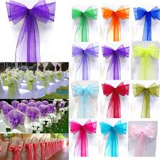 10pcs lot of wedding party banquet venue decorations chair
