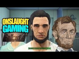 happy thanksgiving how to make abe lincoln in fallout 4