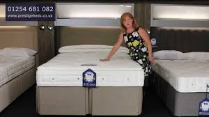 hypnos pillow top pearl review premier inn bed and mattress