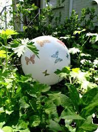 448 best bowling gazing balls images on garden balls