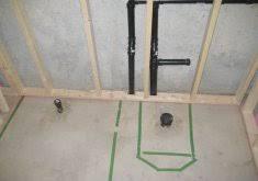 Plumbing For Basement Bathroom by Cost To Plumb A Basement Bathroom Home Design