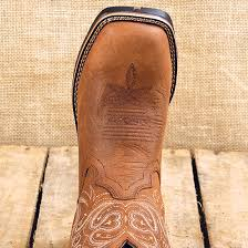 light colored cowgirl boots george strait all brown square toe boot