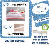 vocabulaire de la chambre vocabulaire pour la maternelle sur la chambre