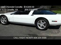 1996 corvette lt4 for sale 1996 chevrolet corvette lt4 350 330hp grand sport for sale