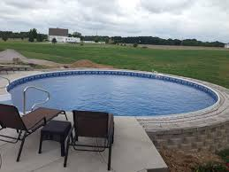 radiant pool project