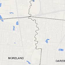 Councils Of Melbourne Map City Of Melbourne Map Commaps