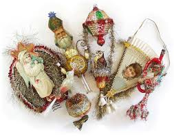 dresden ornaments ornaments one of a