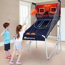 basketball halloween basket md sports premium 2 player basketball ga walmart com