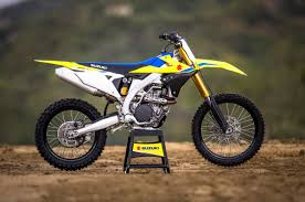 2018 rm z450 quicker faster higher harder suzuki motorcycles
