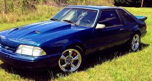 1993 mustang lx for sale 1993 ford mustang lx hatchback 2 door 5 0l 2owner car for sale
