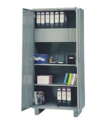 Office Cabinets by Ajooni Fabric And Steel Office Almirah Gray Steel Office Cabinets
