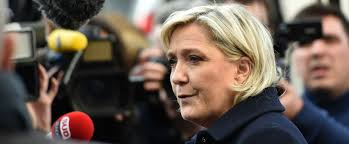 Marine Le Pen Why Marine Le Pen Wants To Ban French Jews From Wearing Yarmulkes