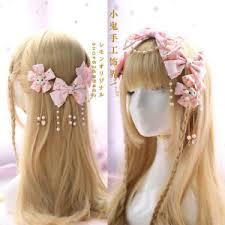 hair accesories hair pin hair accessories moe sweet japan kawaii bow