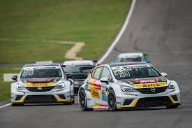 opel race car all systems go for opel astra tcr u0027s second season