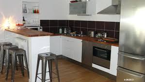amenager cuisine ouverte sur salon amenager la cuisine avant apr s am nager un espace cuisine salon