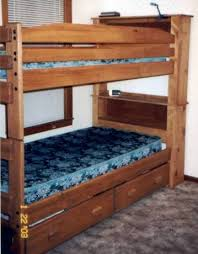 Bed Bookcase Headboard Bunk Beds With Bookcase Headboards 10771
