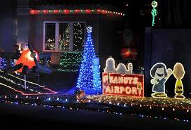 peanuts christmas soundtrack s best christmas lights and displays in 2017