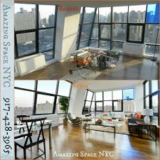 Accentuate Home Staging Design Group Home Staging New York Penthouse That Really Packs A Punch