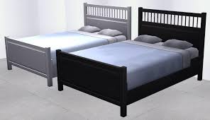 chic ikea full size bed mattress bed frame king size bed frame
