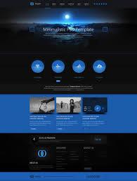 homepage designen simple powerful yet web design inspiration web