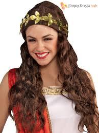 goddess headband gold leaf headband crown mens god goddess fancy